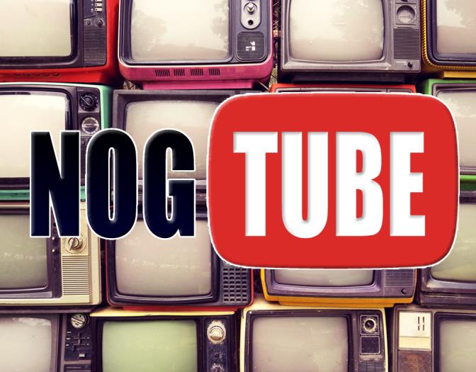 Nerd of Godcast on YouTube