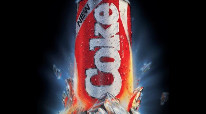 Coke vs New Coke