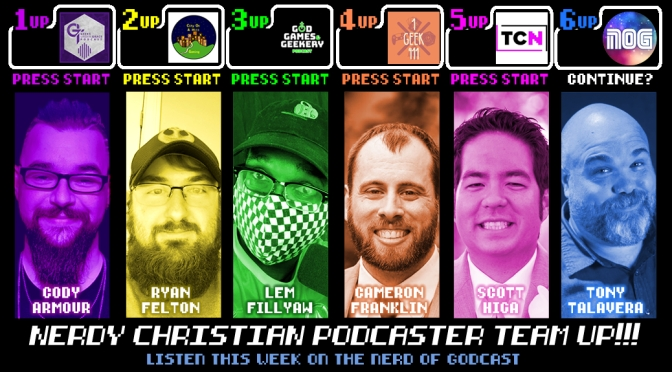 Podcasters, Assemble!