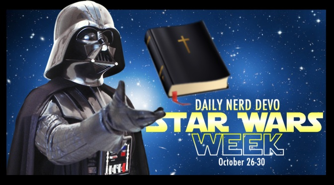 STAR WARS WEEK