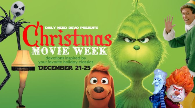Christmas movie WEEK