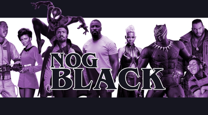Episode 139// NOG BLACK