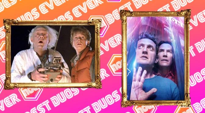 BEST DUO ever- ROUND ELEVEN