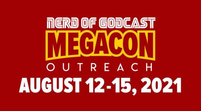 Megacon Outreach 2021